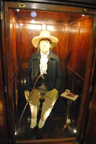 Jeremy Bentham Auto-Icon