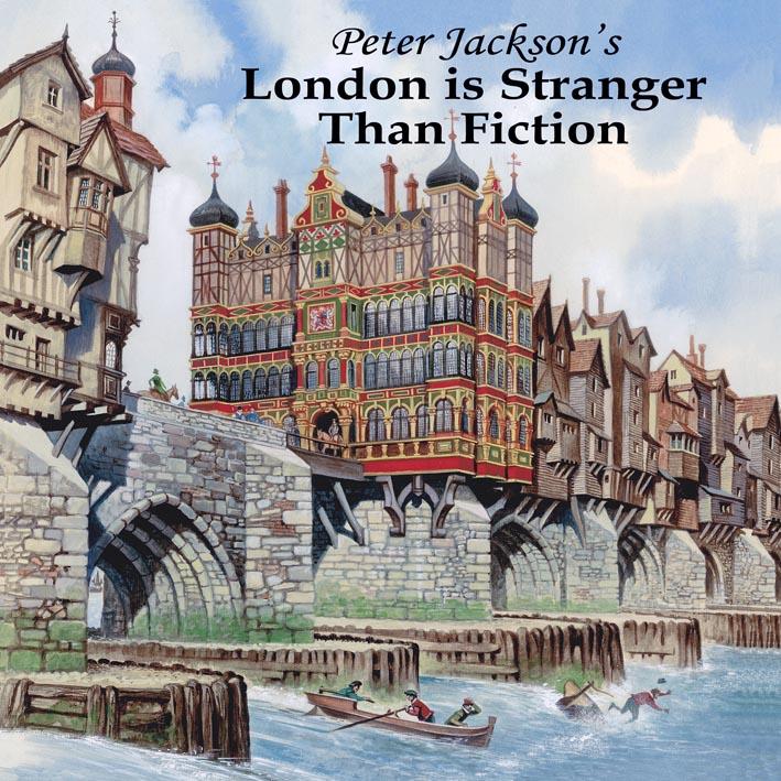 Peter Jackson strange London