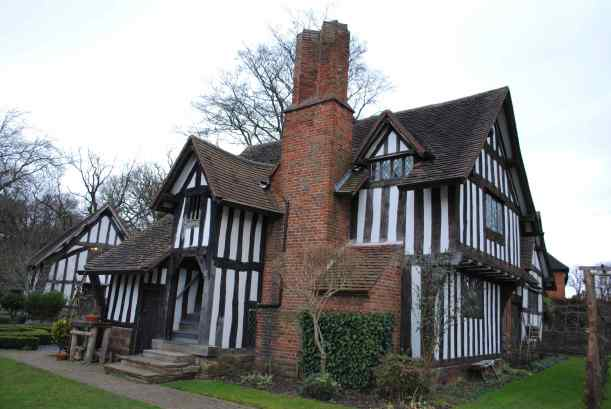 Selly Manor Bournville