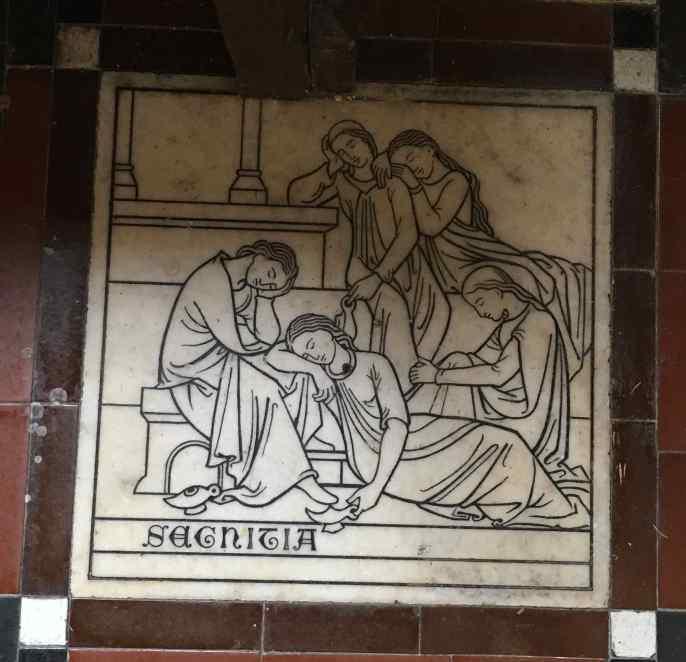 St John the Baptist Frome Acedia