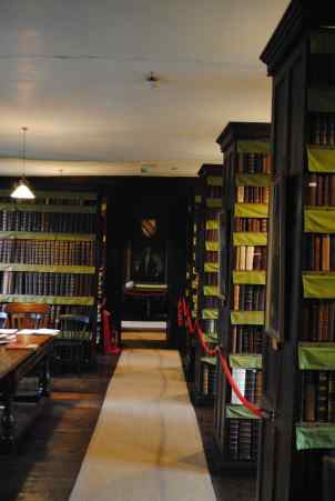 thomas plume library