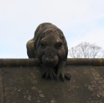 Cardiff animal wall beaver