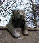 Cardiff animal wall bear