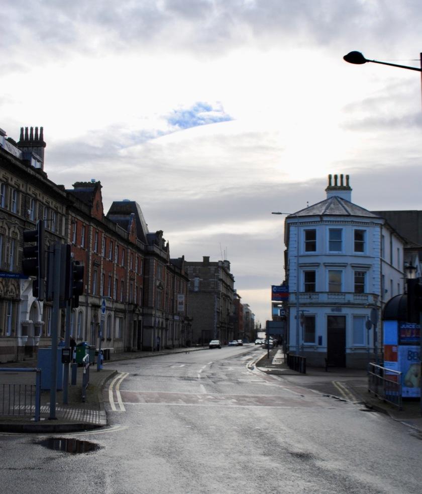 Bute Street Cardiff