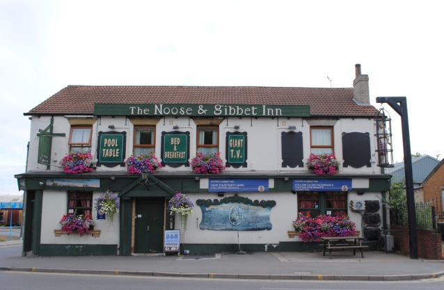 Noose & Gibbet Inn Sheffield
