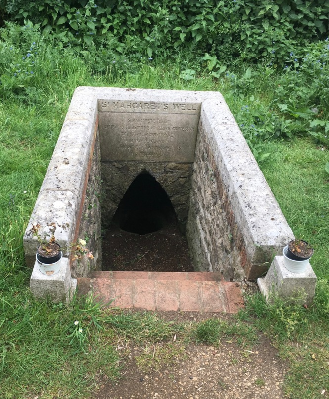 Binsey holy well